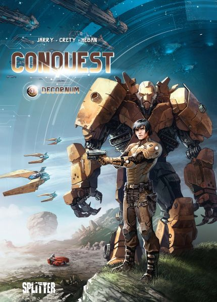 Conquest. Band 3