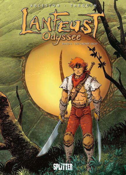 Lanfeust Odyssee. Band 4