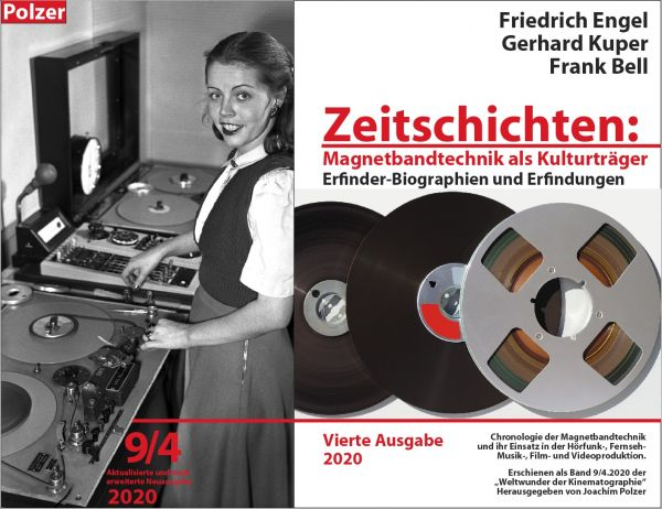 Zeitschichten – Magnetbandtechnik als Kulturträger (Vierte Ausgabe, 2020, erweiterte Neuausgabe)