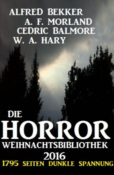 Die Horror Weihnachtsbibliothek 2016