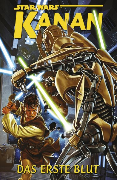 Star Wars Kanan - Das erste Blut