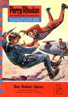 Perry Rhodan 61: Der Robot-Spion (Heftroman)
