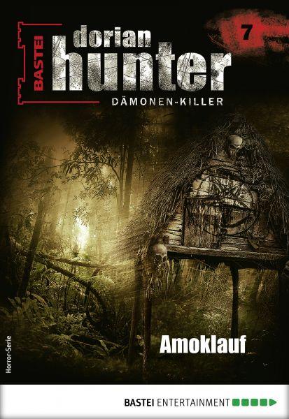 Dorian Hunter 7 - Horror-Serie