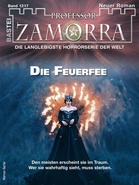 Professor Zamorra 1217 - Horror-Serie