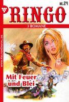 Ringo 3 Romane Nr. 24 - Western