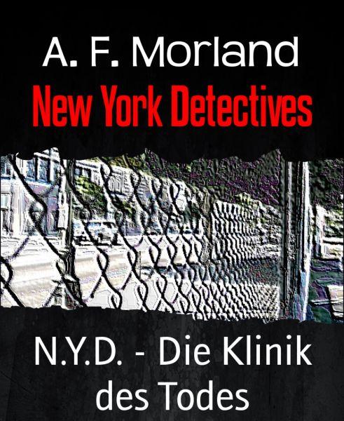 N.Y.D. - Die Klinik des Todes