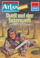 Atlan 221: Duell auf der Totenwelt (Heftroman)