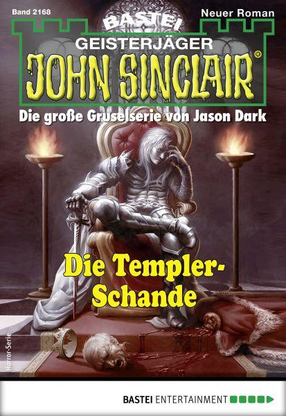 John Sinclair 2168 - Horror-Serie