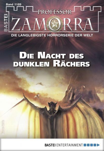 Professor Zamorra 1189 - Horror-Serie
