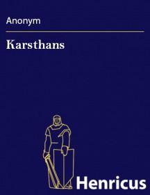 Karsthans