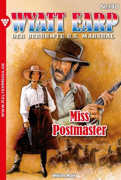 Wyatt Earp 190 – Western