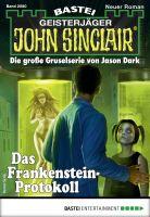 John Sinclair 2080 - Horror-Serie