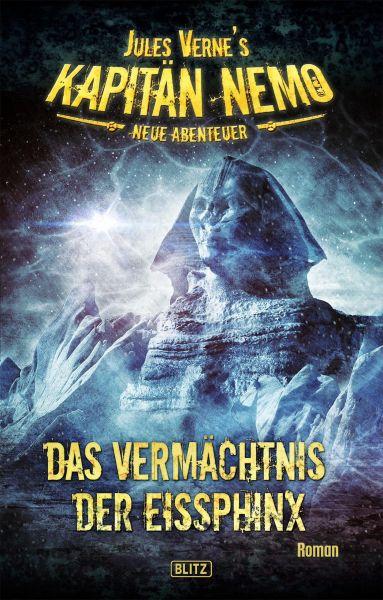 Jules Vernes Kapitän Nemo - Neue Abenteuer 02: Das Vermächtnis der Eissphinx