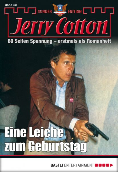 Jerry Cotton Sonder-Edition - Folge 38