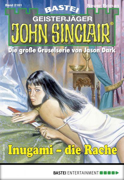 John Sinclair 2161 - Horror-Serie