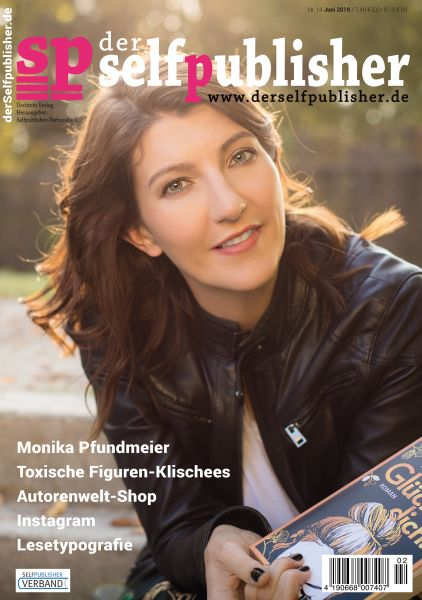 der selfpublisher 14, 2-2019, Heft 14, Juni 2019