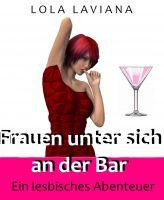 Frauen unter sich an der Bar