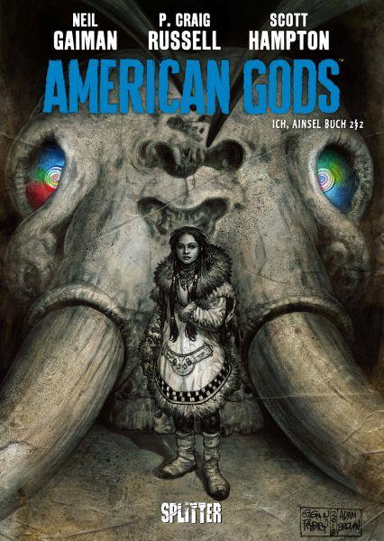 American Gods. Band 4