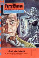 Perry Rhodan 97: Preis der Macht (Heftroman)