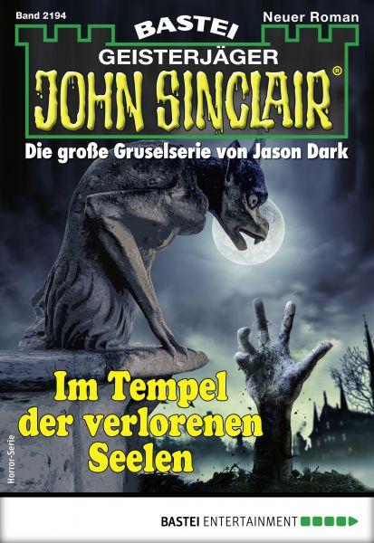 John Sinclair 2194 - Horror-Serie