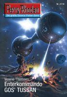 Perry Rhodan 2719: Enterkommando GOS'TUSSAN (Heftroman)