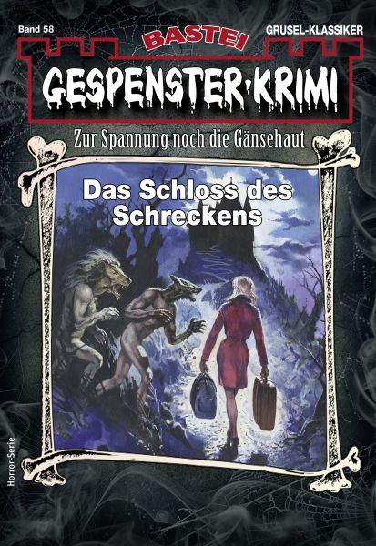 Gespenster-Krimi 58 - Horror-Serie