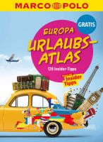 MARCO POLO Europa Urlaubs-Atlas