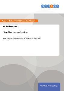 Live-Kommunikation