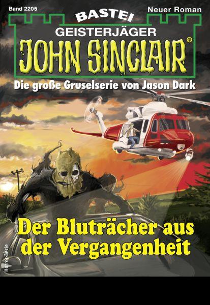 John Sinclair 2205 - Horror-Serie