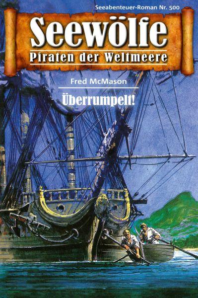 Seewölfe - Piraten der Weltmeere 500