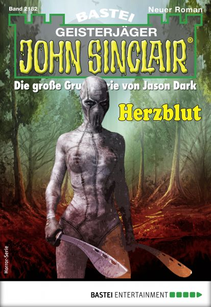 John Sinclair 2182 - Horror-Serie
