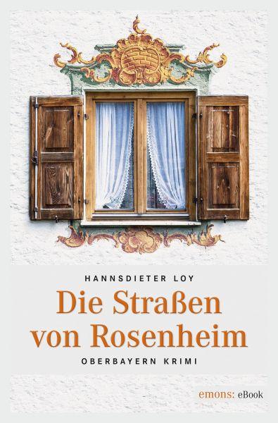 Die Straßen von Rosenheim