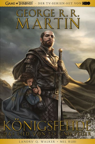 Game of Thrones Graphic Novel - Königsfehde 1