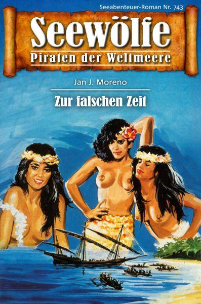 Seewölfe - Piraten der Weltmeere 743