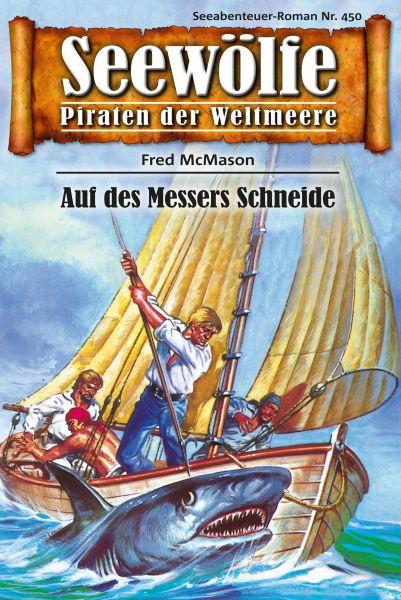 Seewölfe - Piraten der Weltmeere 450