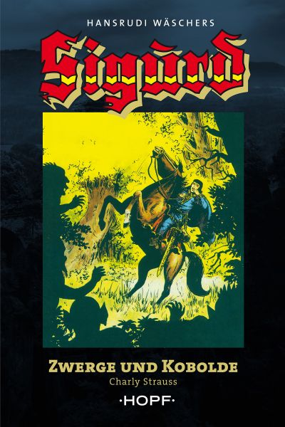 Sigurd Großband 1: Zwerge und Kobolde