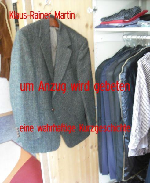 um Anzug wird gebeten