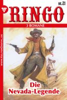Ringo 3 Romane Nr. 21 - Western