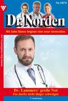 Dr. Norden 1074 - Arztroman