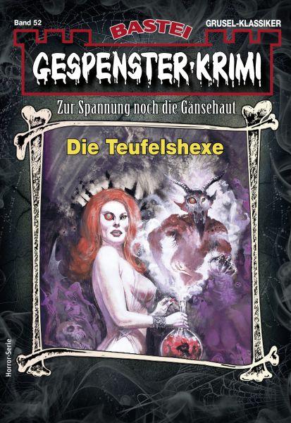 Gespenster-Krimi 52 - Horror-Serie