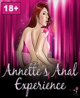 Annette's Anal Experience