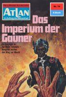 Atlan 74: Das Imperium der Gauner (Heftroman)