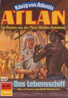Atlan 317: Das Lebensschiff (Heftroman)