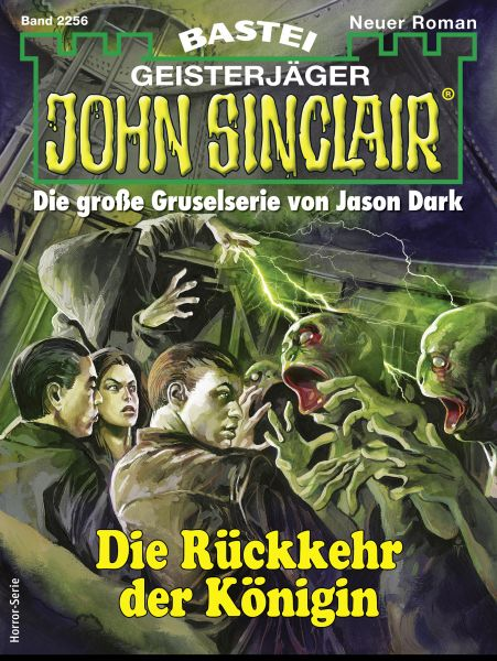 John Sinclair 2256
