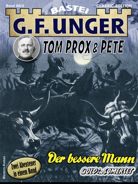 G. F. Unger Tom Prox & Pete 3 - Western