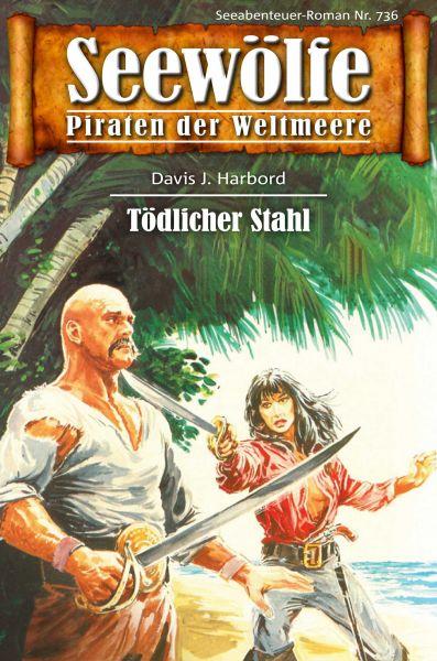Seewölfe - Piraten der Weltmeere 736