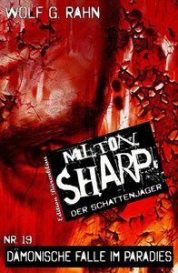 Milton Sharp #19: Dämonische Falle im Paradies