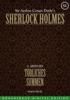 Sherlock Holmes 51 - Tödliches Summen