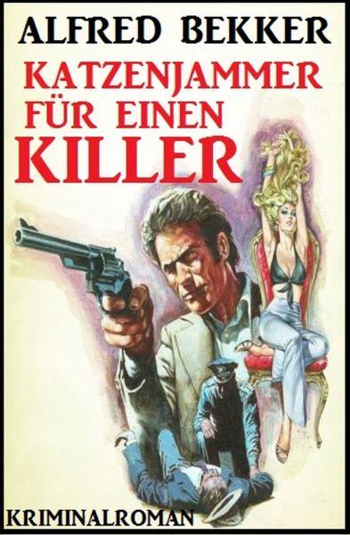 Jesse Trevellian Krimi Sommer Edition: Katzenjammer für einen Killer