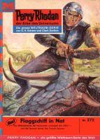 Perry Rhodan 272: Flaggschiff in Not (Heftroman)